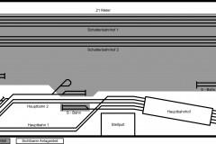 Gleisplan-Schema
